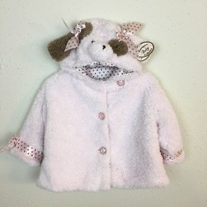 f918643983f8 Bearington Baby Collection Wiggles Coat Size 6-12m